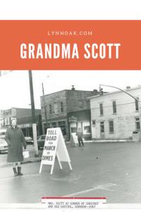 Grandma Scott