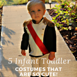 5 Infant Toddler Costumes That Are So Cute!!