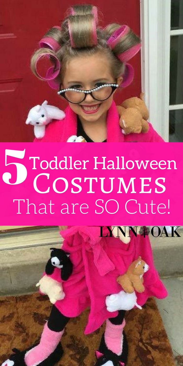 5 Toddler Halloween Costumes That are so cute