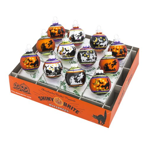 Christopher Radko Halloween Ornaments