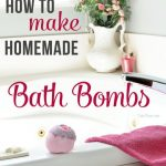 Make Your Own Bath Bombs Great DIY Gifts