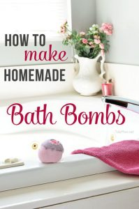 Make Your Own Bath Bombs Great DIY Christmas Gifts