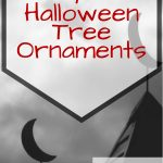 Funky Cool Halloween Tree Ornaments