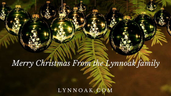 Merry christmas lynnoak