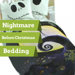 Christmas Bedding Nightmare Before Christmas Blanket