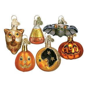 oldworldhalloween-ornaments