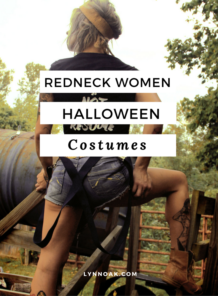 Redneck Women Costumes