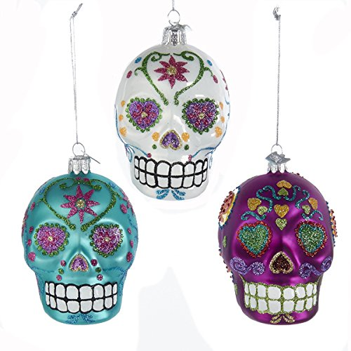 Sugar Skulls halloween Ornaments
