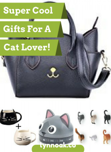 Super Cool Awesome Gifts For A Cat Lover