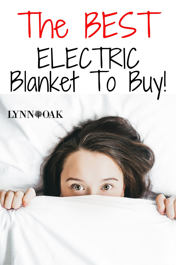 The Best Electric Blanket To Buy this year