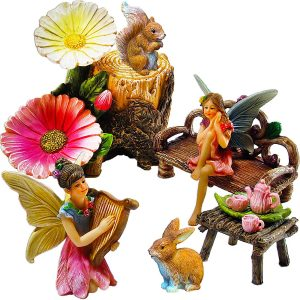 Fairy Garden Friends