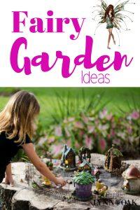 Fairy Garden Village ideas