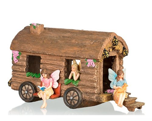 Gipsy Fairy Wagon