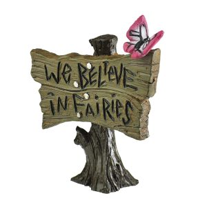 We Believe in Fairies