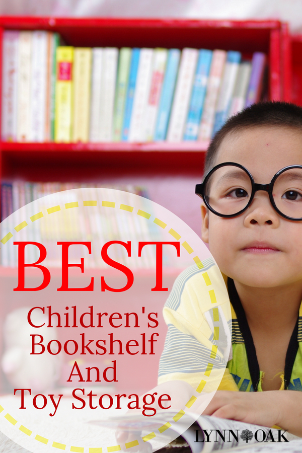Best Children's Bookshelf and Toy Storage