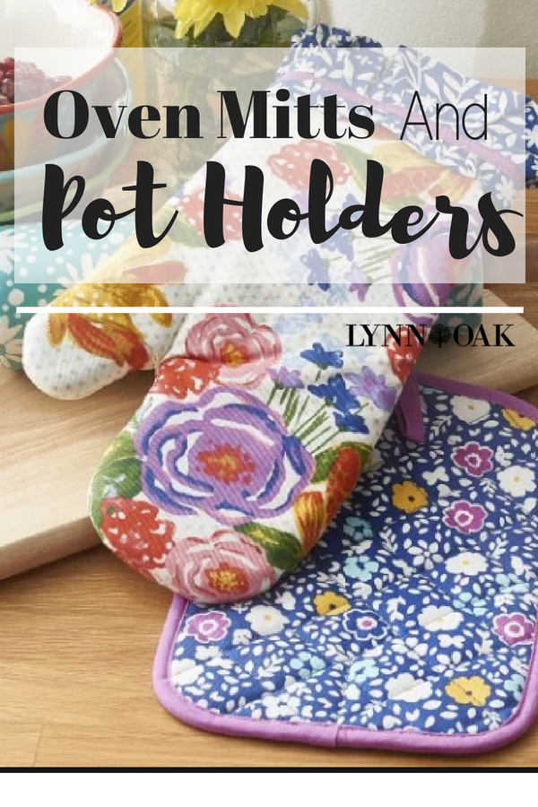 Oven Mitts and Pot Holders