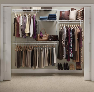 Closet Maids Small Closet Hack