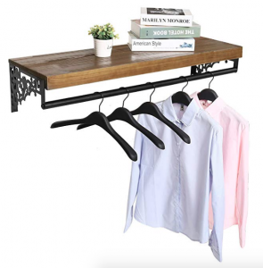 Closet Storage Shelf For Clothes