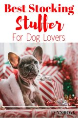 Best Stocking Stuffer For Dog Lovers with Small Dogs
