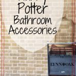 Harry Potter Bathroom Accessories