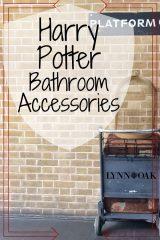 Harry Potter Bathroom Accessories (1)